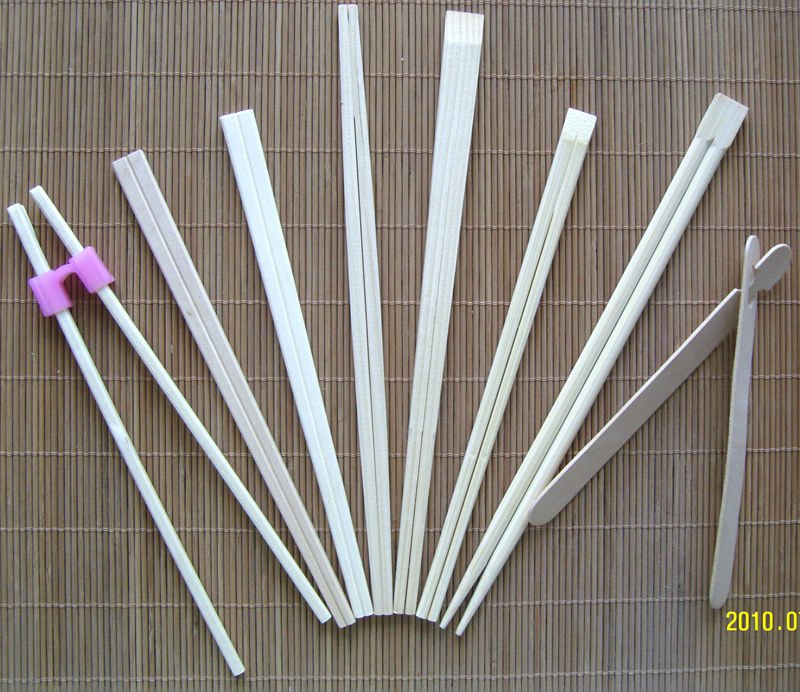 Wooden Chopsticks Birch Genroku