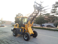 Zl15 Wheel Loader 1.5t China Payloader