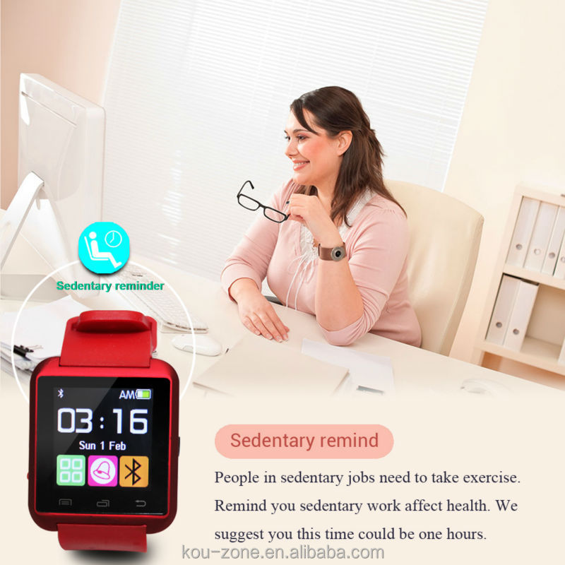 Hot Selling Touch Screen U8 Smart Watch Phone