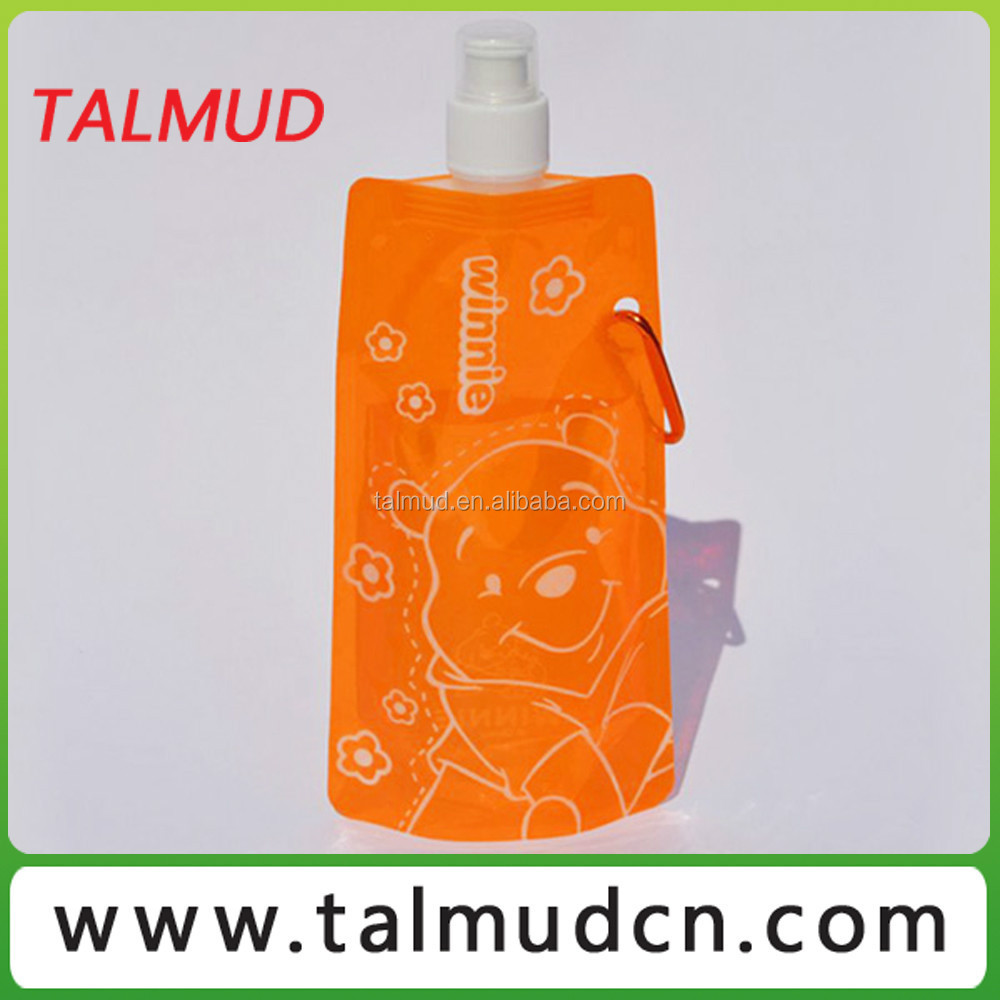 small disposable plastic pure water bag sachet