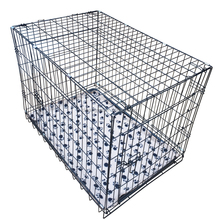 Folding Metal Wire Mesh Dog Cage Factory