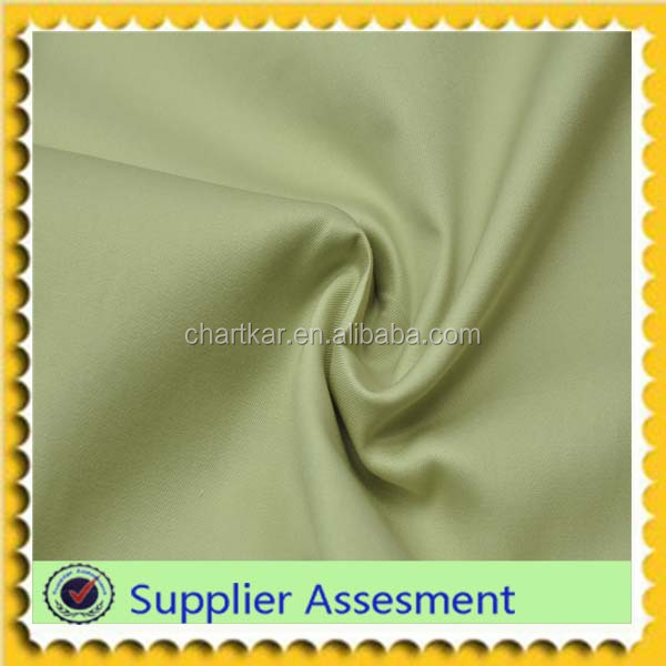 For fashion clothing 100% Cotton Fine Twill Fabric