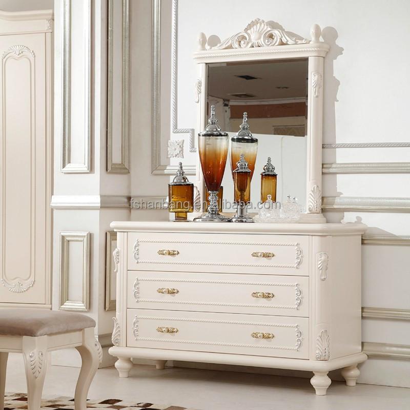 China m s reciente de lujo king size barroco franc s - Dormitorio barroco ...