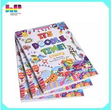 Professional Offset Printing Low Cost Children Coloring Book