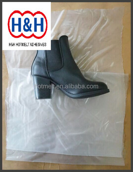 20micros EVA Hot Melt Film Used for Shoes