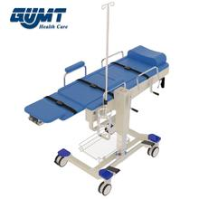 wholesale retirement home use medical chair patient transfer bed with break