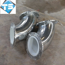Abrasion Resistant Alumina Ceramic Lined Pipe and Fitting for Wear Protection