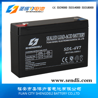 sealed lead ups battery