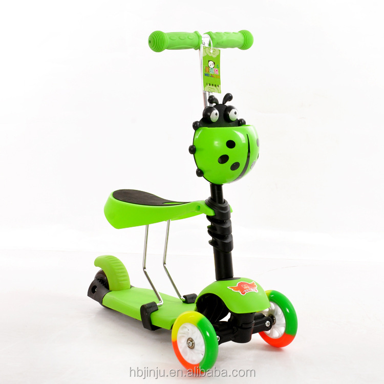Factory wholesale cheap price hot selling child kick scooter, baby scooter, kids scooter for sale