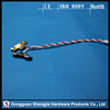 Brass/Copper wire crimping terminal nickel plated wire cord end terminal