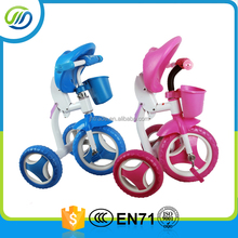 China Factory Price Good Quality Foldable Kids Tricycle For 3 Years Old
