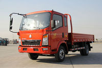 Sinotruk howo 4*2 mini cargo truck for sale