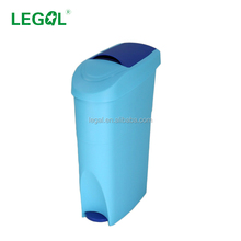 LD-19A 19L Liter Slim Design Sanitary Bin Disposal Bathroom Items