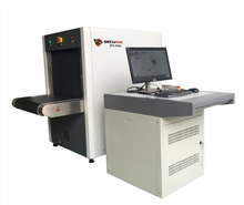 Bank use X-ray Parcel Scanner SPX-6550 Baggage Scanner
