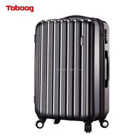 ABS PC China Supplier Trolley Luggage,Trolley Suitcase with Factory Price Super lightweight