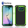 Heavy Duty Dustproof Telephone Case For Samsung Galaxy S6 edge Mobile Case