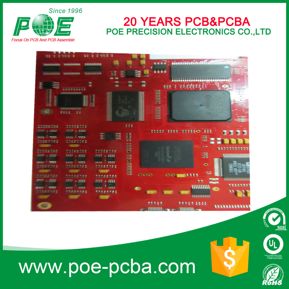 Best price pcb board assembly service with component sourcing