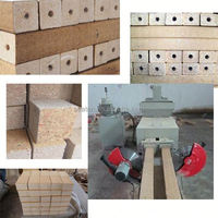 wood dowel making machine / wooden pallet making machine for sale