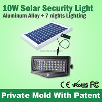 10w solar wall light,solar led wall light outdoor factory