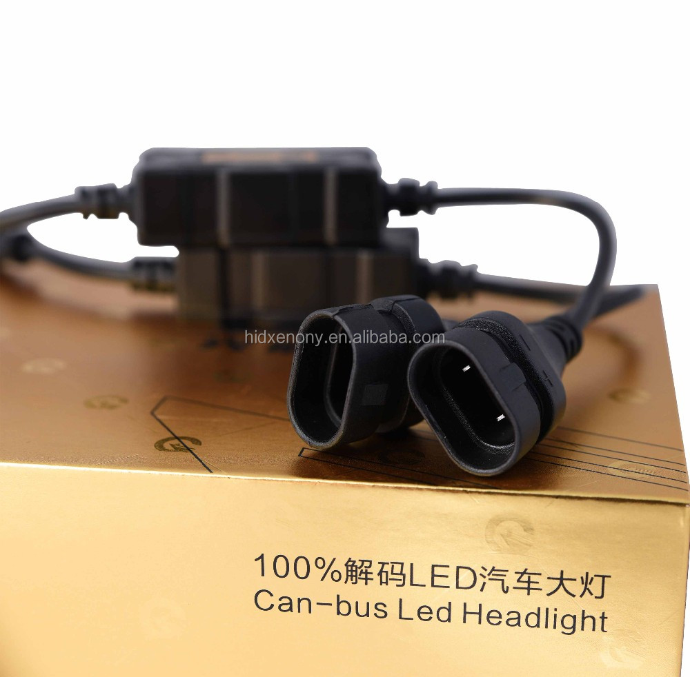 Direct sale Hight quality of LED Headlight 9005 60W car led head light