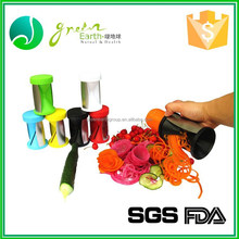 New product china wholesale Stainless steel vegetable and fruit slicer