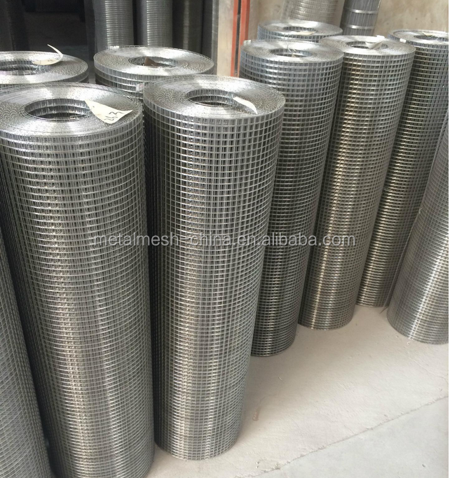 pvc coated galvanzied welded wire mesh fence