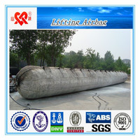 ISO 14409 certificated marine rubber inflatable ship launching/landing/heavy lifting airbags