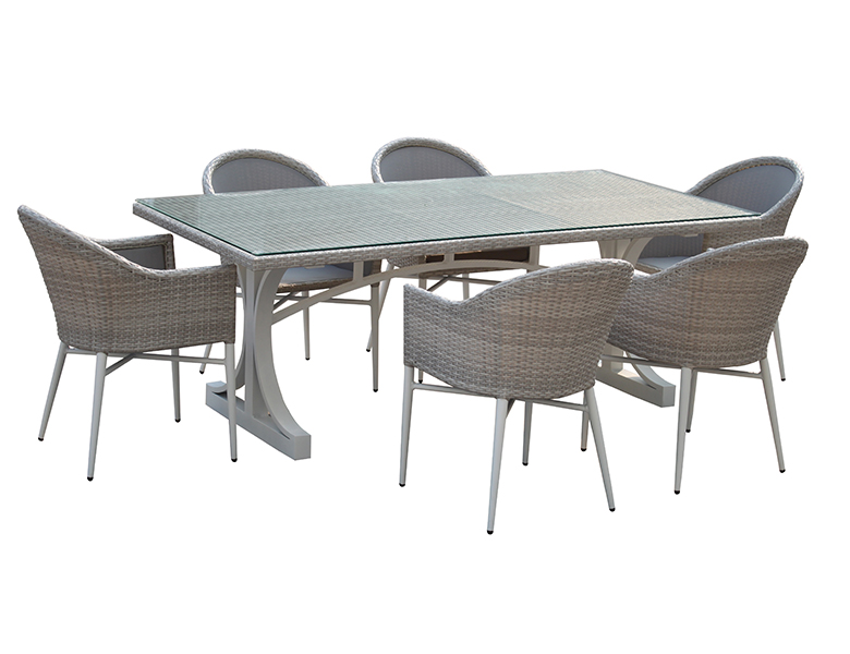 Outdoor furniture garden sets outdoor dining table patio sets modern dining sets