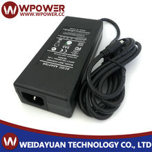 72W 24v 3a AC switching power adapter&adaptor