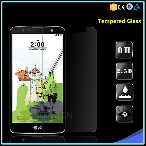 Premium 9H Hardness Mobile Phone Tempered Glass Screen Protector For LG Aristo