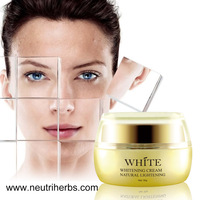 Natural Face And Body Skin Whitening Cream with Kojic Acid Powder For Whitening