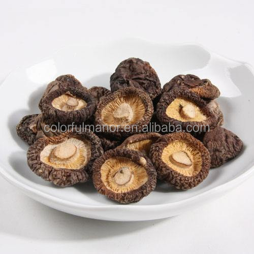 Chinese VF dried mushroom healthy snacks
