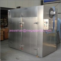 Factory supply tapioca powder gas heating drying oven for sale with best price