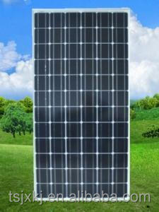 Photovaltaic PV Panel Solar Module 12v 50w solar panel from Chinese factory directly under low price per watt