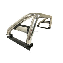 The Factory Direct Sale.Stainless Steel Roll Bar For Hilu.x Rev.o Roll Sport Bar Roll Bar For Pickup Truck