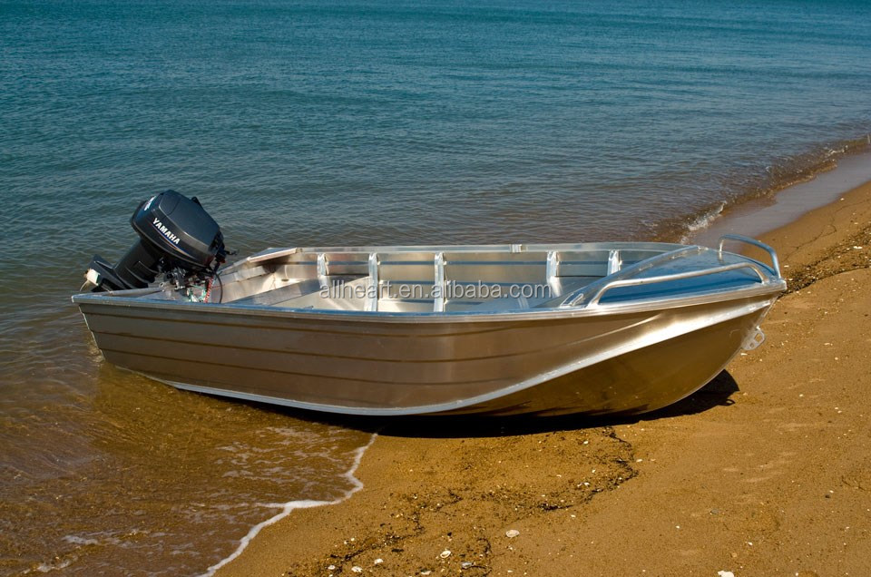 Alumium Boats For Sale 5M/Alloy Rowing Boats Wholesale China 16FT/Small Fishing Boat/bote de remos de aluminio pequena