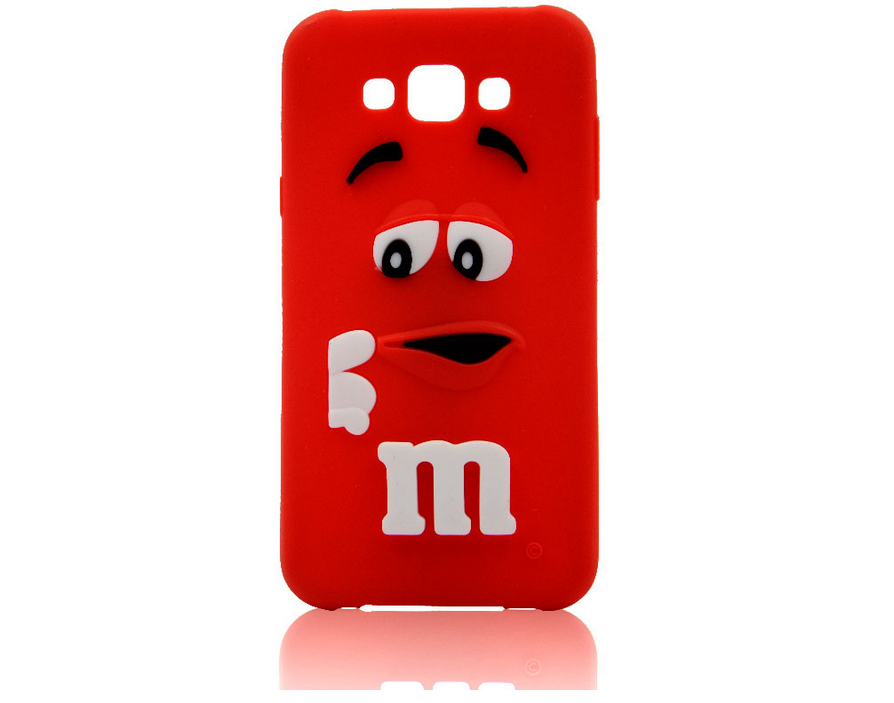 cheap nice soft silicone material phone case for sumsung mobile phone with RoHS SGS approval