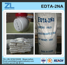 99% edta 2na directly from China big Factory