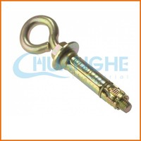 China supplier high strength brass ring anchor bolt