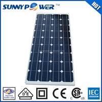 Best selling products 85 watt solar panel module With VDE(IEC61215&IEC61730)