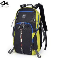 Top sale camping backpack light weight Special design hot colorful outdoor backpack