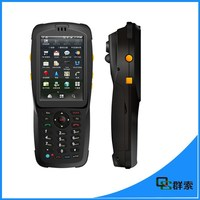 PDA3501 hand held pos pocket scanner QR code,nfc reader android ticket payment