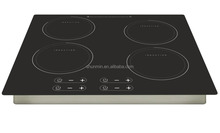CE/CB/ETL/EMC/ROHS/EMF/UL certificate 4 burner stainless steel induction cooker/induction stove/induction hob