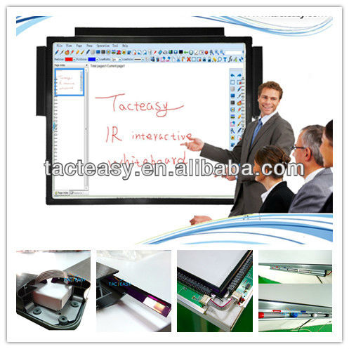 China interactive whiteboard,smart board with CE,FCC,ROH
