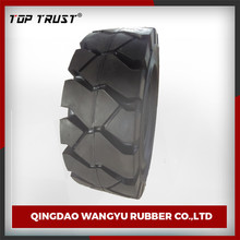 press-on 18*7-8 forklift solid tire