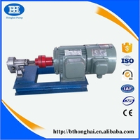 HQ-10 model stainless steel chocolate gear pump