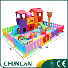 Small size indoor children playground
