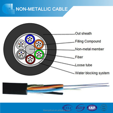 wholesale alibaba aerial PE sheath fiber optic cable GYFTY 96 core