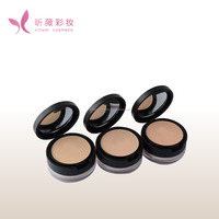 High quality makeup mineral loose powder+face powder