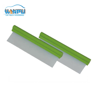 Wholesale Super clean Silicone Shower PP glass squeegee Car Window cleaning Wiper
